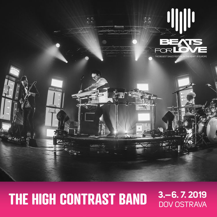 High Contrast Band