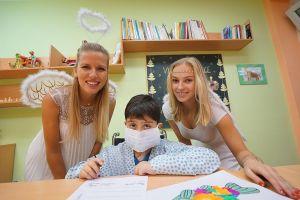 Hezké Vánoce i v nemocnici? Beats for Love potěšilo nejmenší pacienty