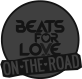 Beats for Love Ont the road